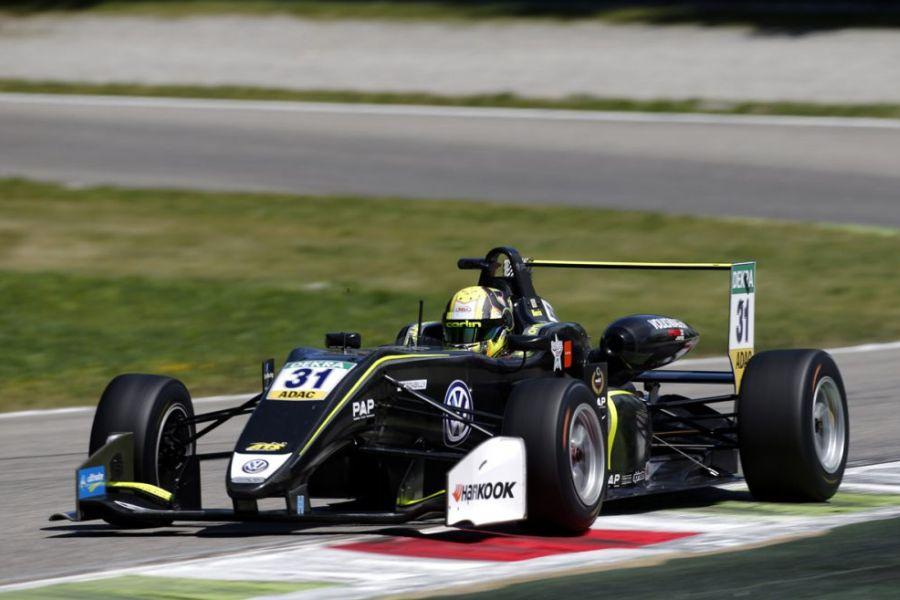 Lando Norris, Monza, Formula 3