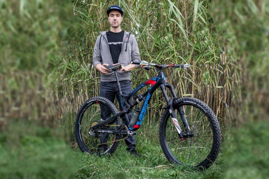 Nico Vouilloz bike
