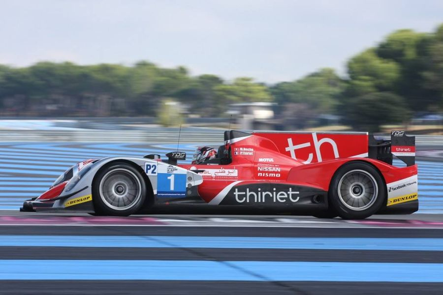 Thiriet by TDS Racing, 2013 ELMS
