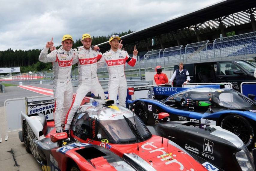 Thiriet by TDS Racing scored three ELMS wins in 2016
