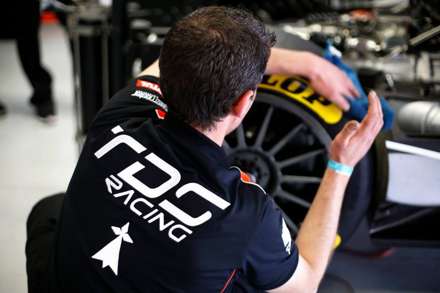 TDS Racing is founded in 2005 as Pouchelon Racing