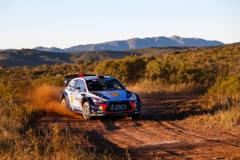 Thierry Neuville, 2017 Rally Argentina