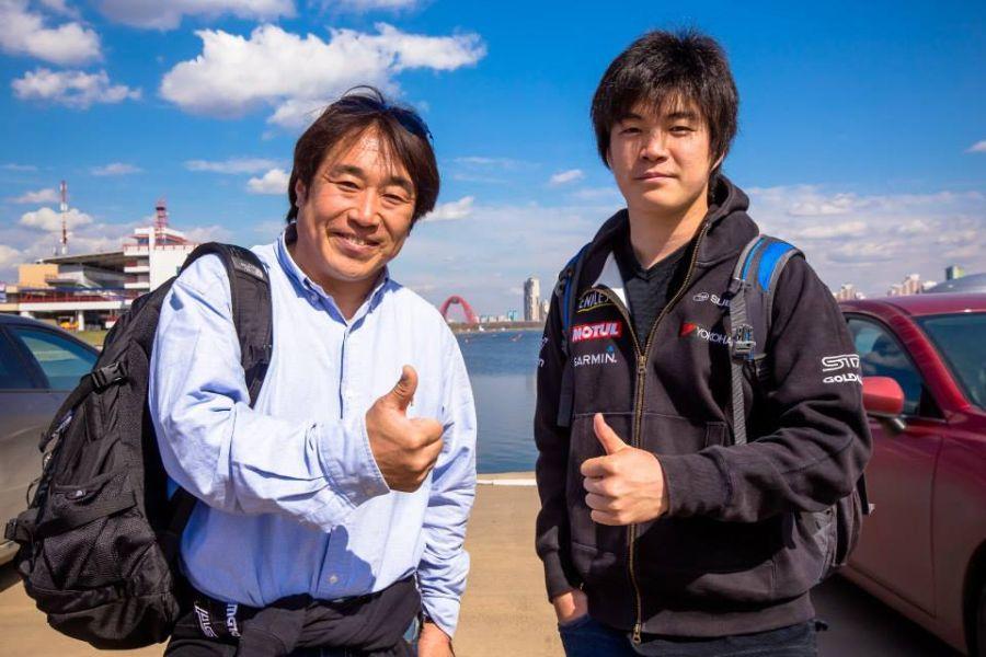 Toshi Arai, Hiroki Arai