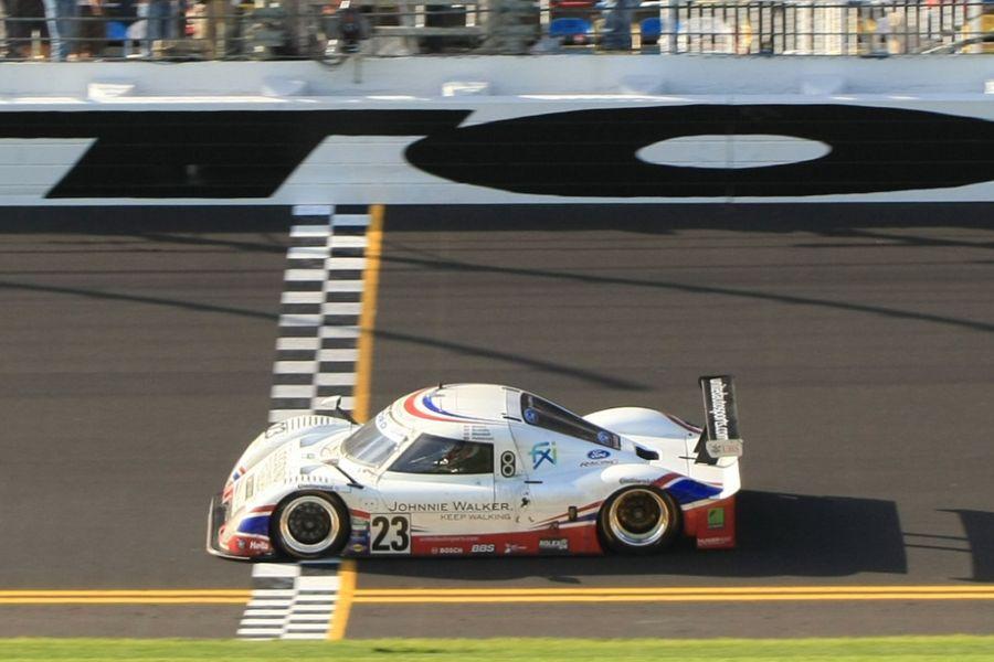 United Autosports' Riley prototype at 2011 Rolex 24 at Daytona