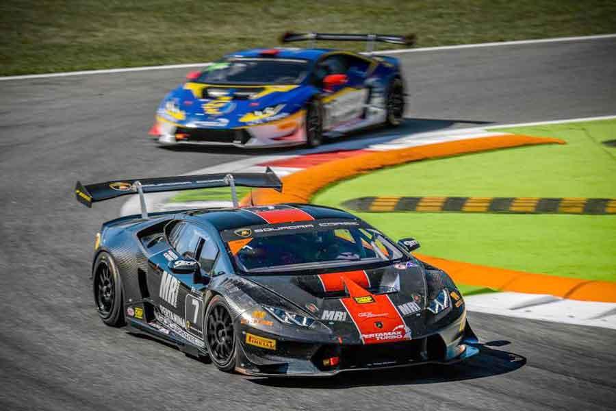 GDL Racing Lamborghini Blancpain Super Trofeo Europe