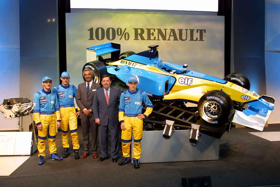 Renault Formula 2002 sport new april 2017 day video monaco nico