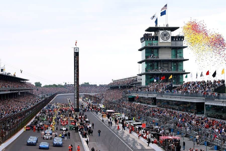 Indianapolis 500 at Indianapolis Motor Speedway