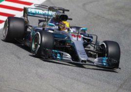 Lewis Hamilton, Spanish Grand Prix