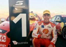 Scott McLaughlin wins at Winton Motor Raceway