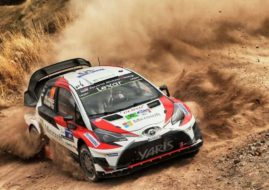 Toyota Yaris WRC, Latvala, Argentina