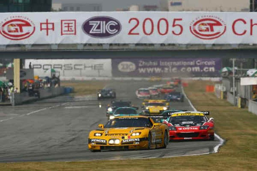 FIA GT Championship, 2005, Zhuhai International Circuit