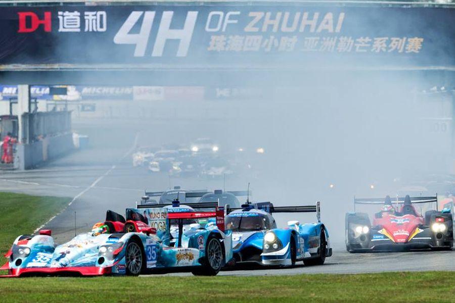 Zhuhai, Asian Le Mans Series