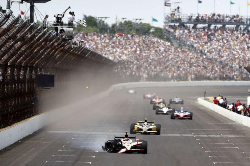 2011 Indianapolis 500 american open wheel racing