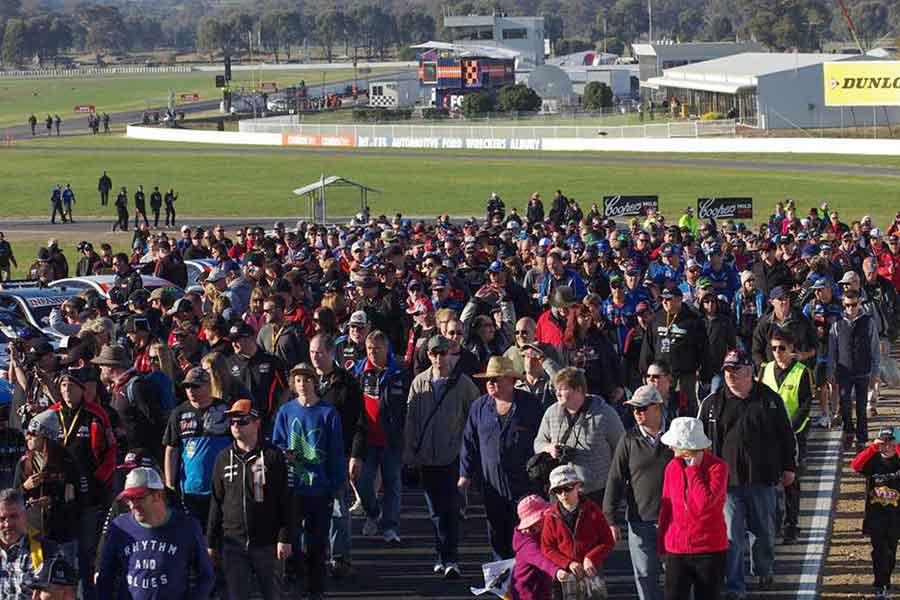 Winton Motor Raceway 2017 year great australian series racing australia