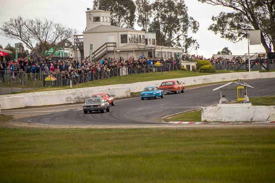 Winton Motor Raceway Australia round contact series view year 2019 racing championship australian year great