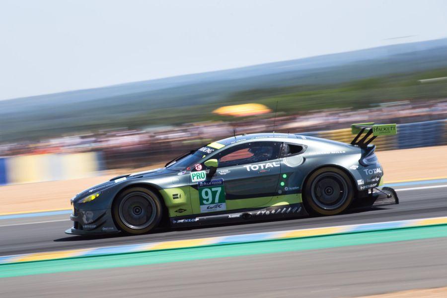 2017 24h Le Mans, Aston Martin Racing