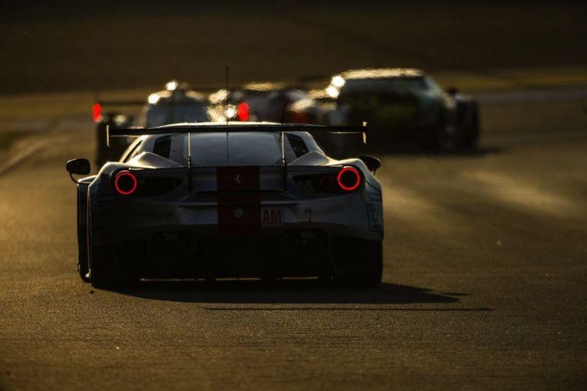 2017 24h Le Mans, Ferrari