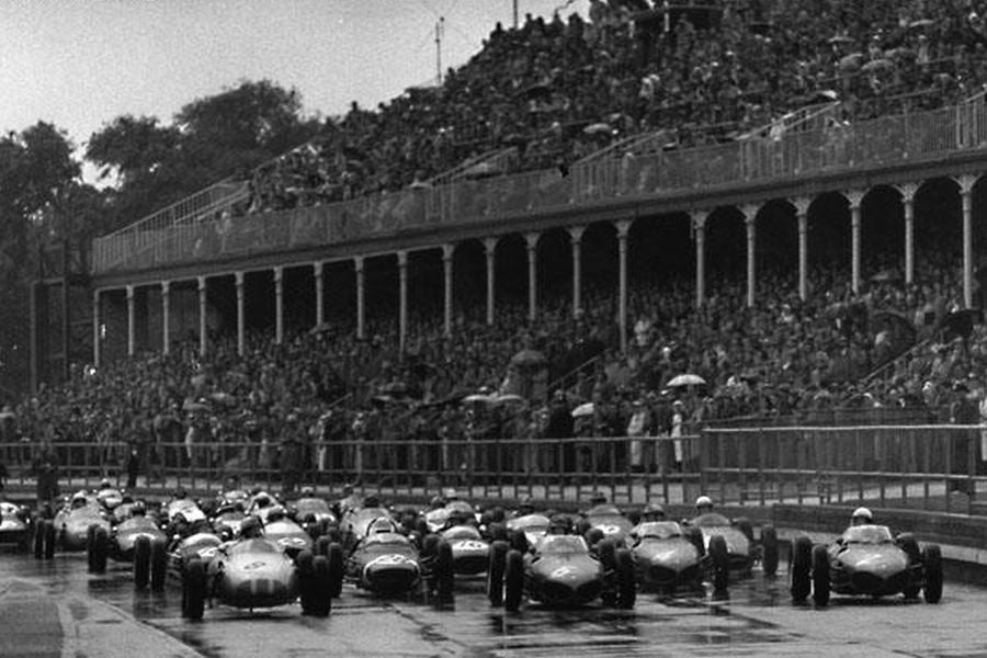 Aintre Motor Racing Circuit, 1961 British Grand Prix
