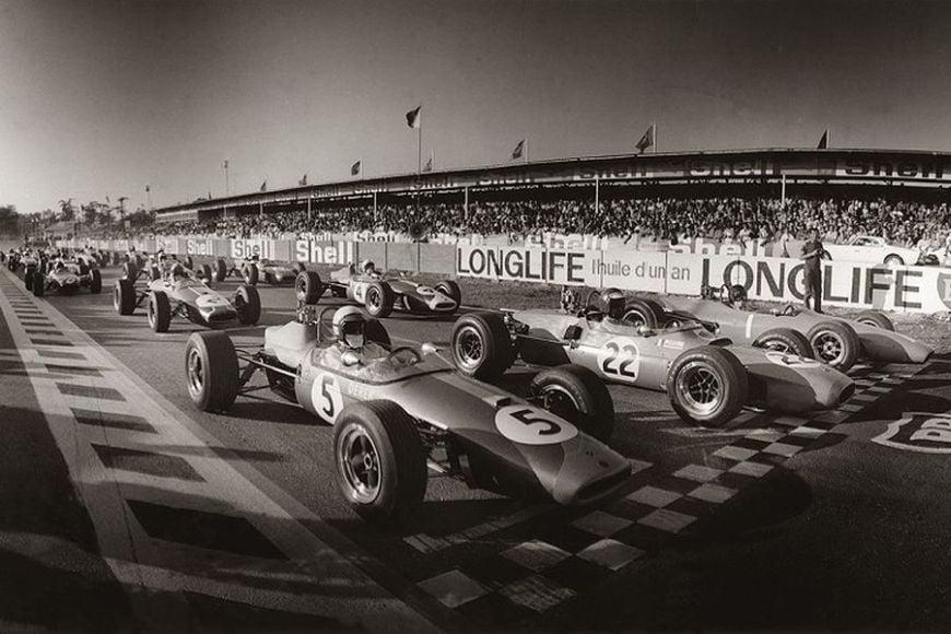 Circuit d'Albi history