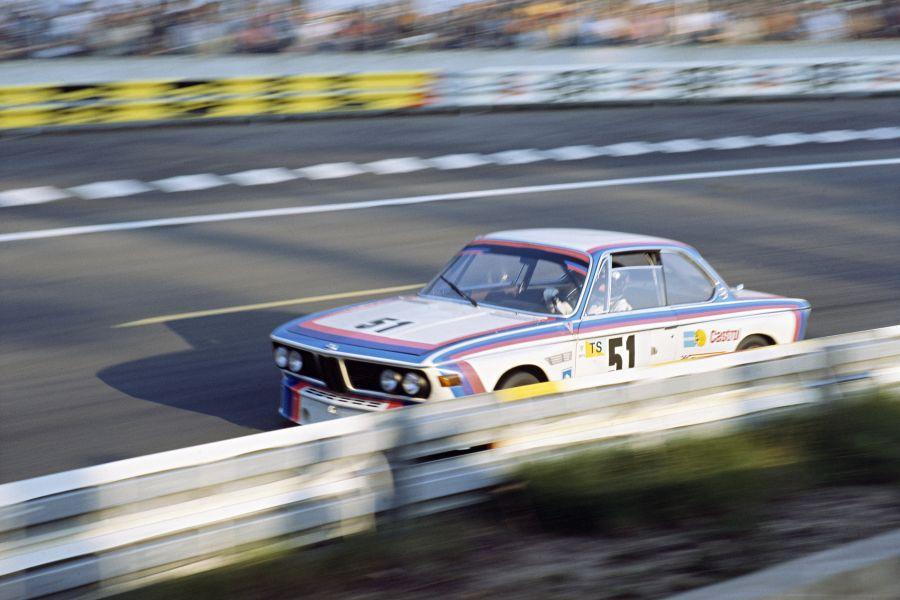 1973 Le Mans 24 hours, BMW 3.0 CSL #51