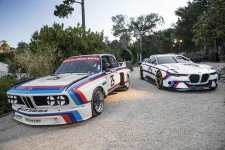BMW 3.0 CSL 2015 hommage