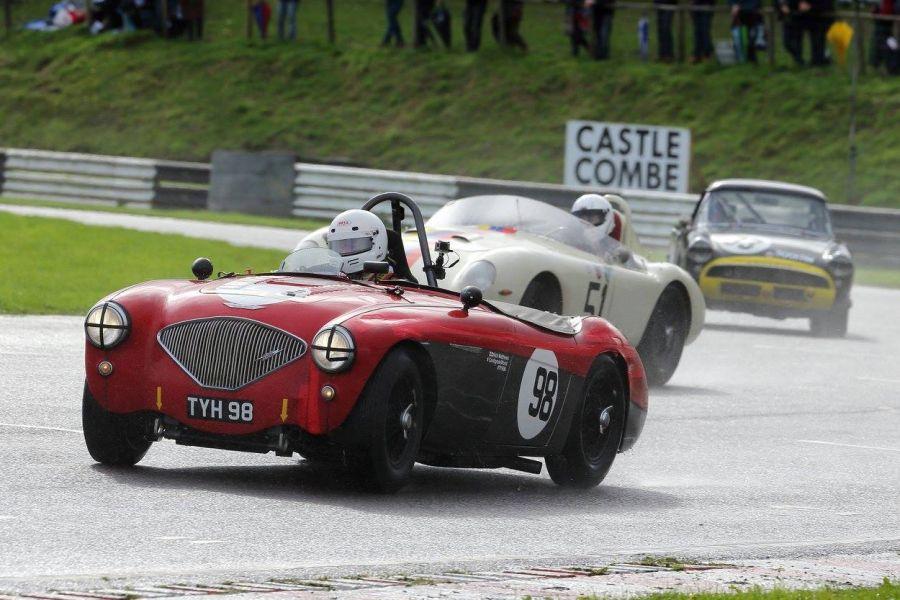 Castle Comb Circuit, Wiltshire, England