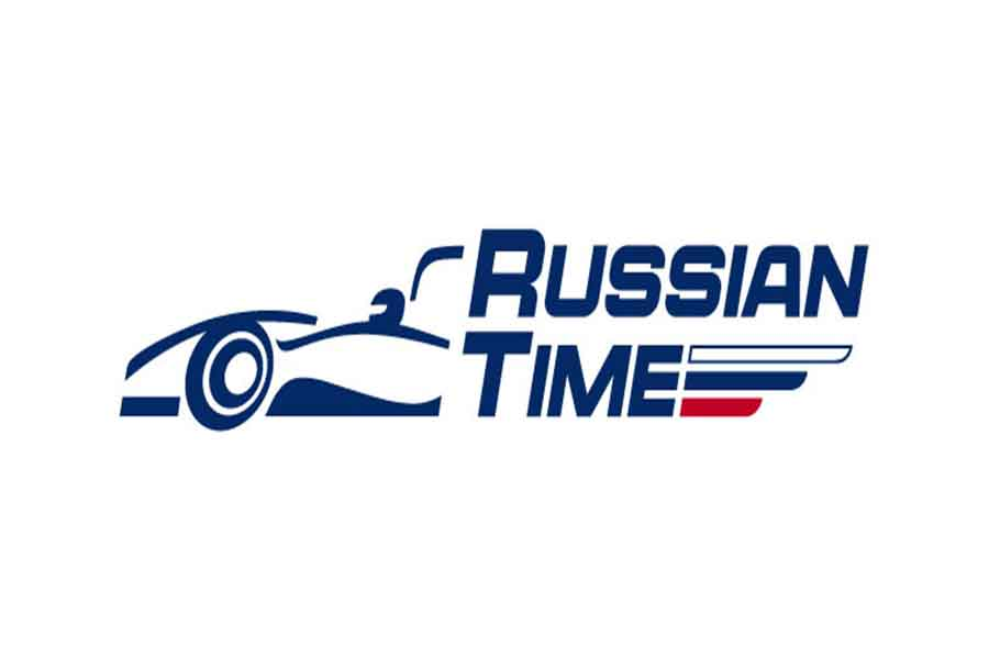 Russian Time logo formula