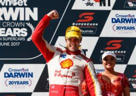 Scott McLaughlin wins at Hidden Valley Raceway