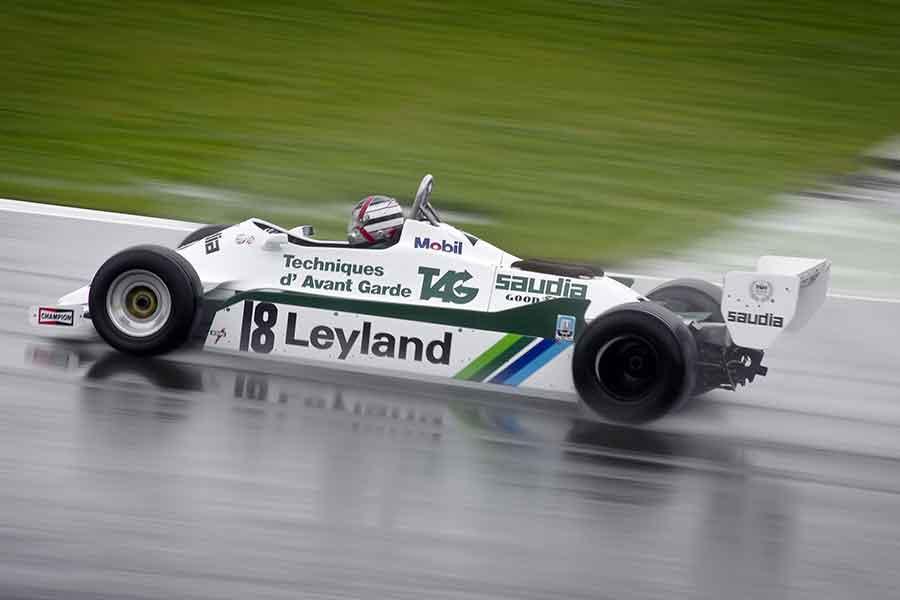 Williams FW07 Cosworth 1979