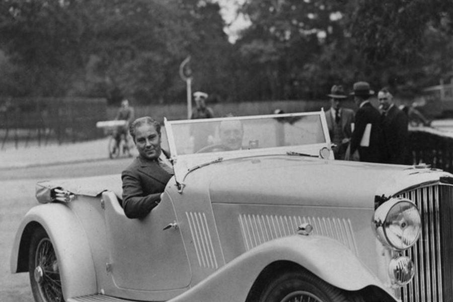 Woolf Barnato 1933