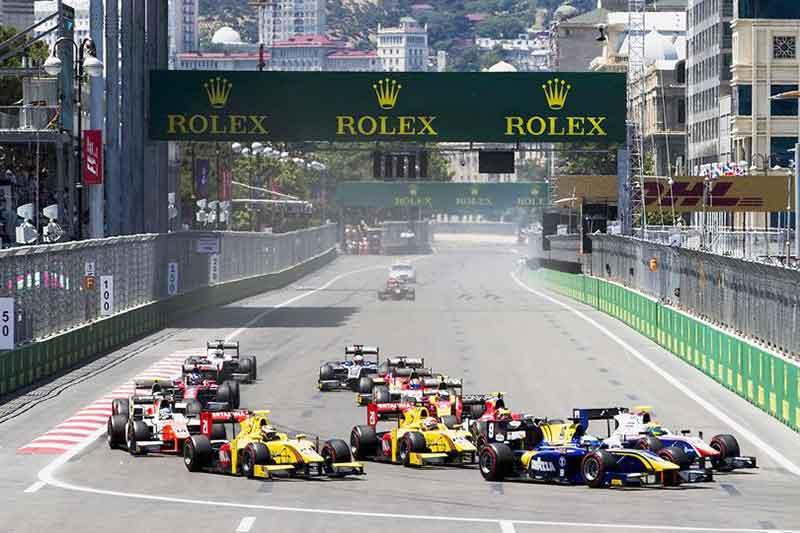 2017 Formula 2 Baku