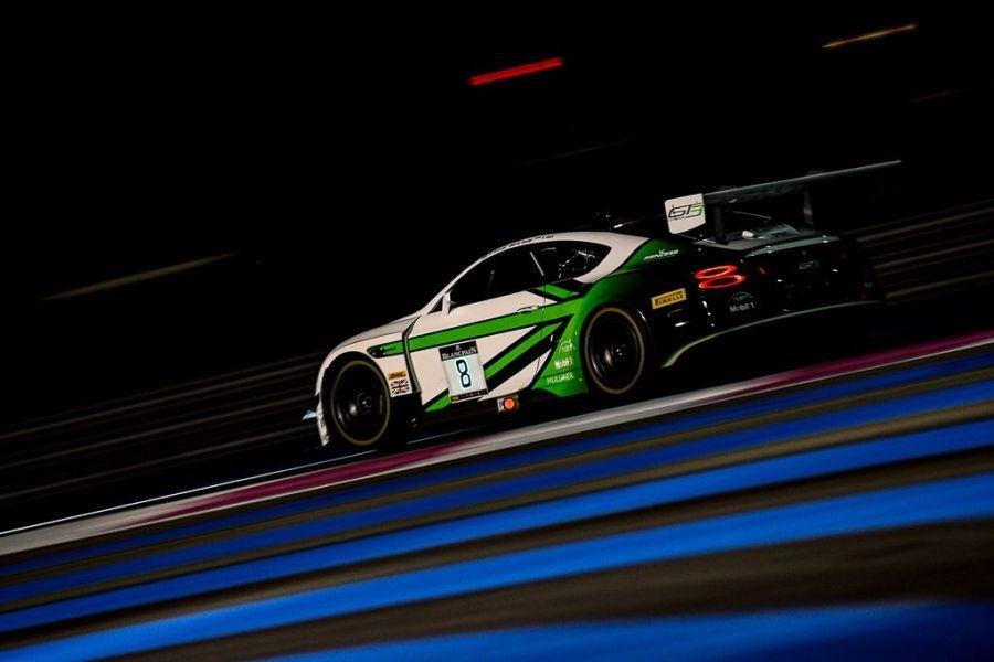 #8 Bentley Continental GT3 at Circuit Paul Ricard
