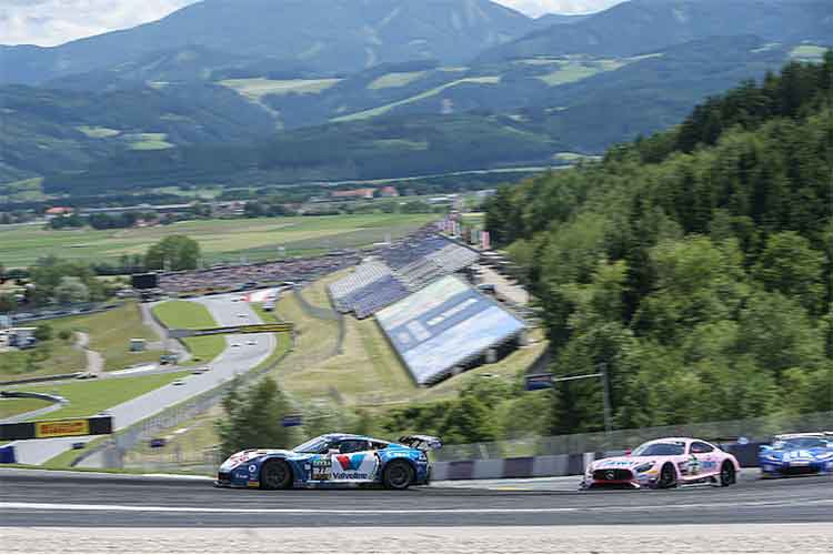 Corvette Callaway Competition 2017 ADAC GT Masters