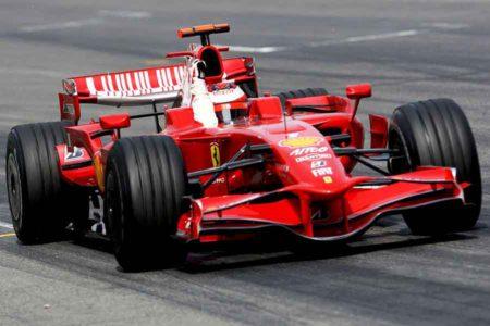 racing cars 2008 engine Ferrari F2008 formula