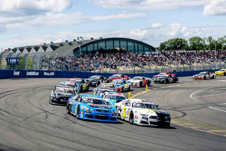Franciacorta circuit, NASCAR Euro Whelen Series, prologue, eventi