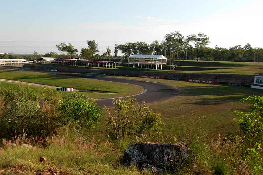 Hidden Valley Motorsport Complex panorama