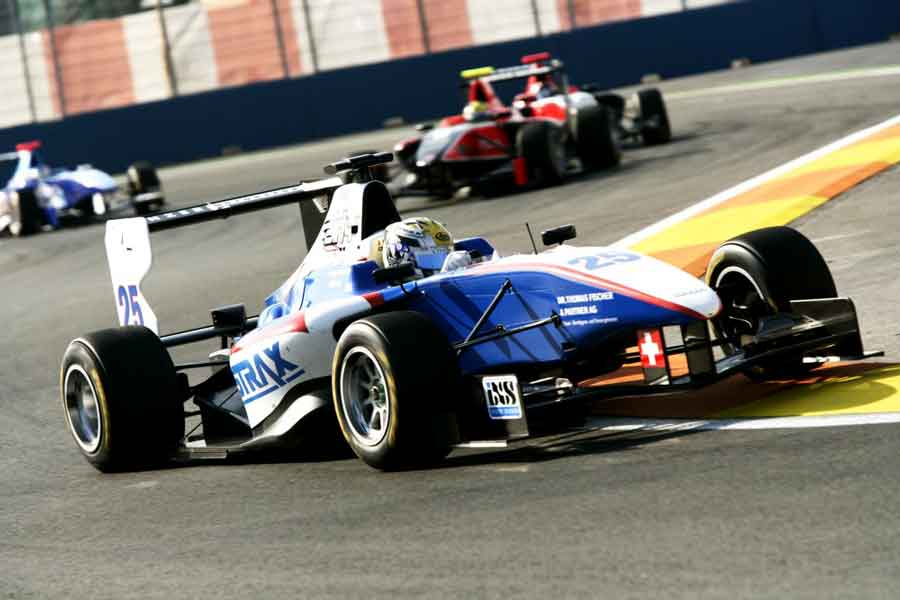 Jenzer Motorsport Nico Muller news teams gp3 series maini share new email