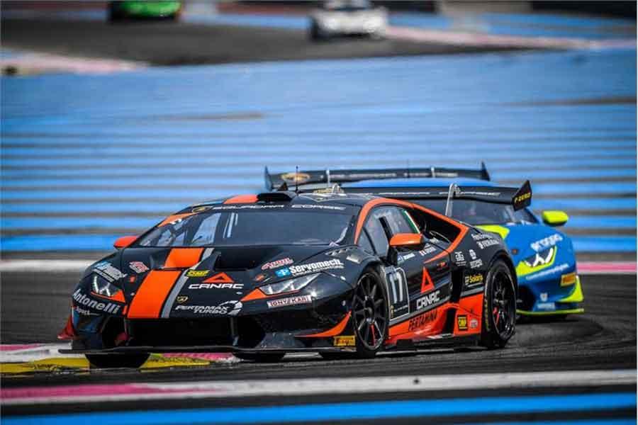 Lamborghini Blancpain Super Trofeo Europe