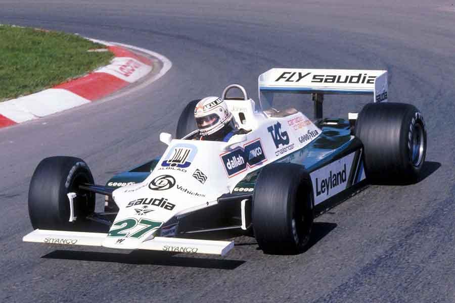 Williams Cosworth best grand prix cars racing home formula 2017 new world ground ferrari