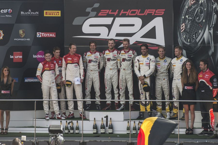 24 Hours of Spa, 2014