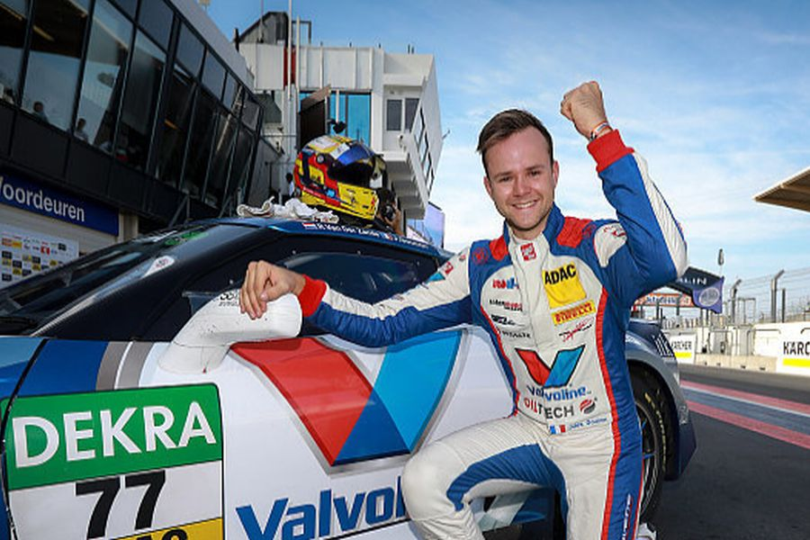 Jules Gounon, pole and victory at Zandvoort