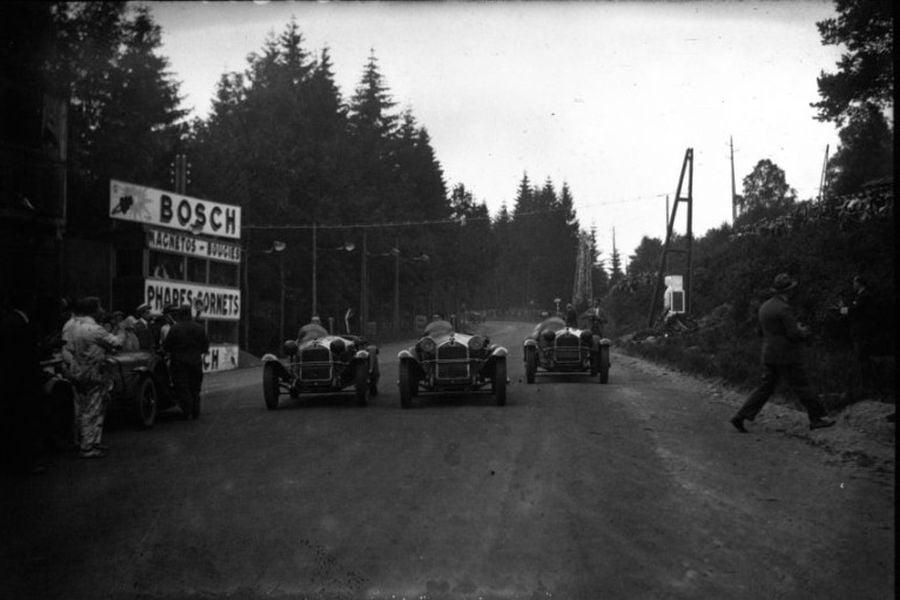 24h Spa, 1930, Alfa Romeo