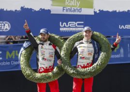 Esapekka Lappi, 2017 Rally Finland