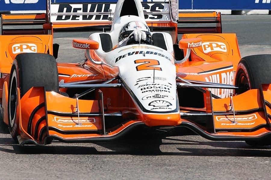 Josef Newgarden, 2017 Honda Indy Toronto winner