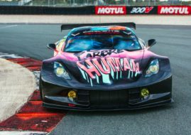 Larbre Competition, 2017 Le Mans Chevrolet Corvette art car
