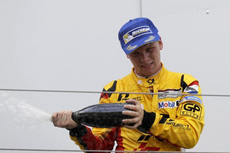 Larry ten Voorde, PCCD Nurburgring