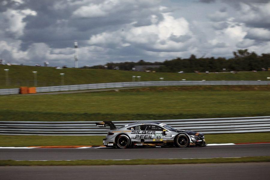 Maro Engel, Mercedes, DTM, Moscow