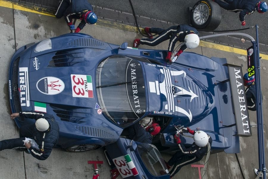 Maserati MC12 GT1, 2004 Oschersleben