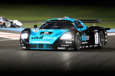 Maserati MC12 GT1, Vitaphone Racing