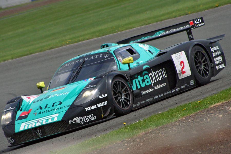 Maserati MC12 GT1, Vitaphone Racing Team